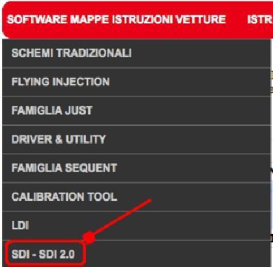 Список автомобилей которые могут быть запрограммированы системой SDI – SDI 2.0
