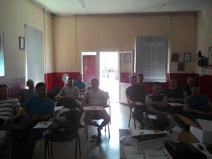 обучение для установщиков ГБО BRC